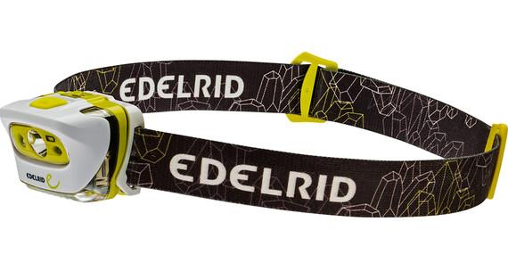 Edelrid Cometalite hoofdlamp grijs